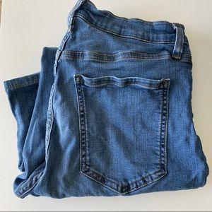 """Banana Republic """"Devon"""" jeans"""